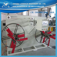 plastic automatic winding machine /pipe winder