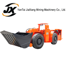 Mining equipment scooptram