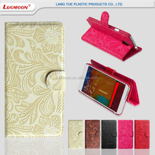 wallet leather mobile phone case cover for lenovo a s 880 859 930