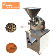 automatic sugar grinding miller/salt powder crushing machine/dried chili processing machine