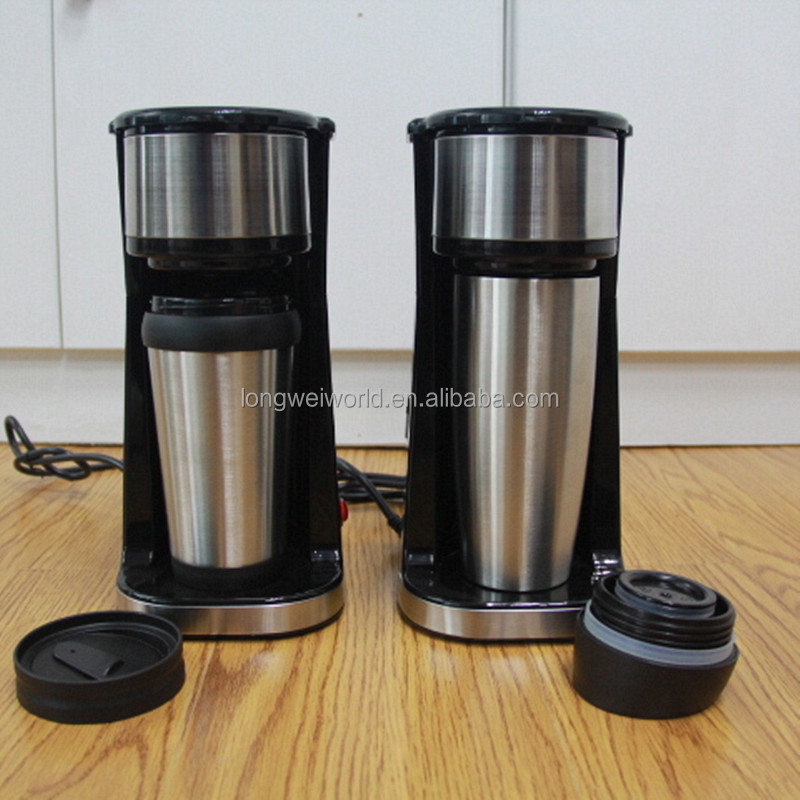 ABS plastic single cup mini expresso coffee maker coffee machine