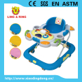 HOT SALE CHEAP WALKER FOR BABY WITH THE COW SHAPE AND MUSIC AND LIGHT WALKER FOR BABY BABY PRODUCTS