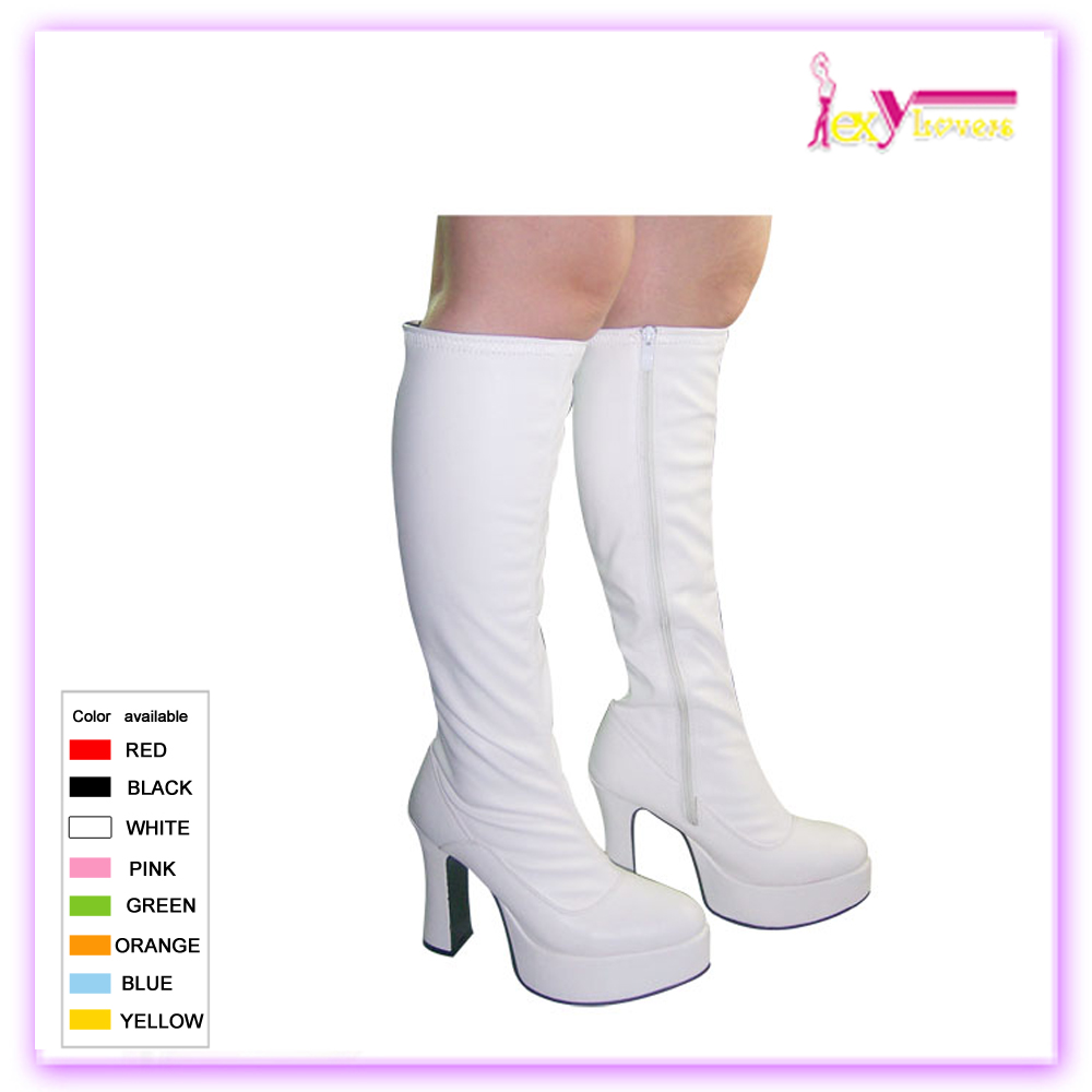 2016 fashion ladies winter platform boots women knee high boots