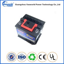 DIN 12V45Ah Professional MF lead acid starting Taxi car battery