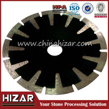 diamond concave saw blade for stone Oscillating Blade