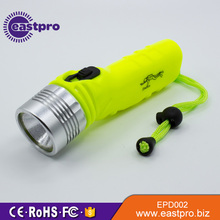 Familiar in OEM ODM bright random color wide angle diving torch