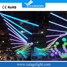 2018 idea production led disco kinetic lights tube