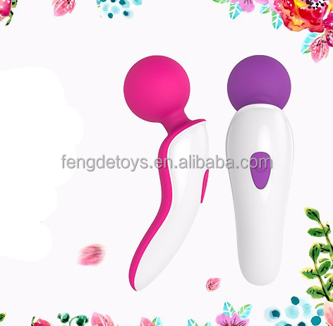 2016 Hot Sale Strong Vibrating Sex Magic Wand Vibrator,Massage Vibrator Wand,Vibrator Sex Toy Women