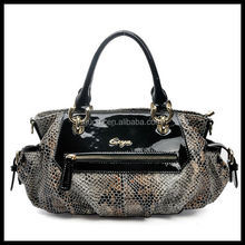 Spring & Summer Latest High Quality Designer Fashion Ladies PU handbag