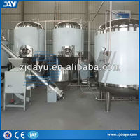 sell hotel draught beer brewing brewery equipment