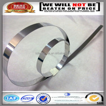 Oscillate & Ribbon Winding AISI SUS 301 304 304L 309S 316 410 420 430 440 Slit edges precision stainless steel strip/tape