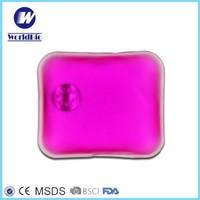 PVC Magic Instant Gel Reusable Hot Pack Hand Warmers Wholesale