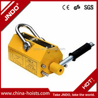 high standard manual permanent magnet lifting