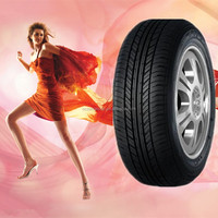 High quality durable 185r14c car tires same quality with Kumho tires