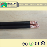 low voltage 250mm single core pvc jacket xlpe insulated power cable