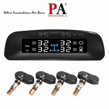 PA Wholesaler Car Tire Pressure Monitor system internal Digital Monitoring Wireless internal TPMS