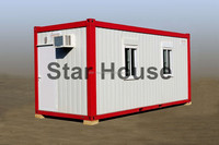 Modular Shipping Container for House Office Camp