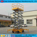 hydraulic Diesel Driven Scissor Lift