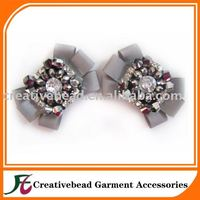 Fashion Shoe Accessories Bows