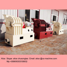 Multinfunctional 5-6t/h wood crusher machine for making sawdust, machinery to process wood chips into sawdust