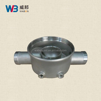 OEM precision casting stainless steel machine parts