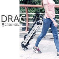 Lithium mini foldable electric bike electric scooter pocket bike for adults