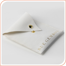 Elegant stand up jewelry and decoration packing pouch