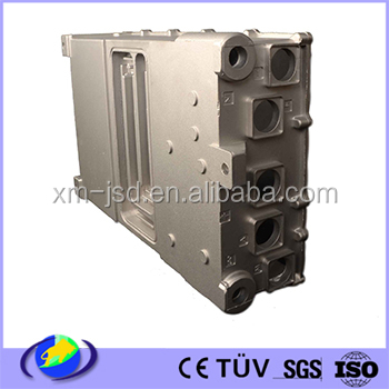 China Factory Custom New Energy Electric Car Die Casting Aluminum Parts