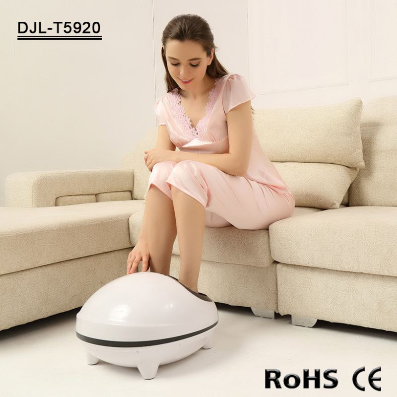 Best Electric Kneading Reflexology Far Infrared Foot Massage Machine