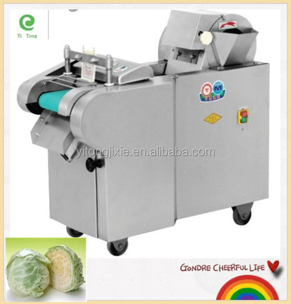 Hot sale electric automatic multifunctional machine cabbage slicer machine