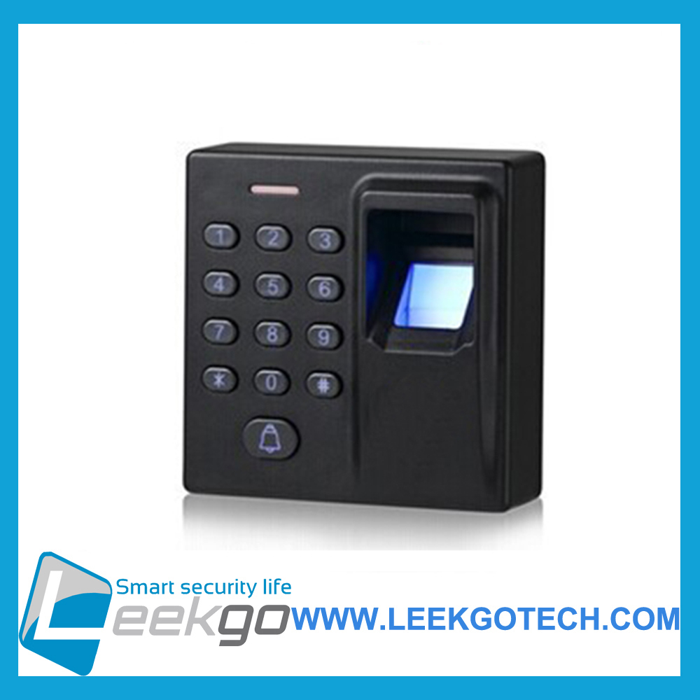 LEEKGO Factory wholesale tcp ip usb connection biometric rfid door access control system software