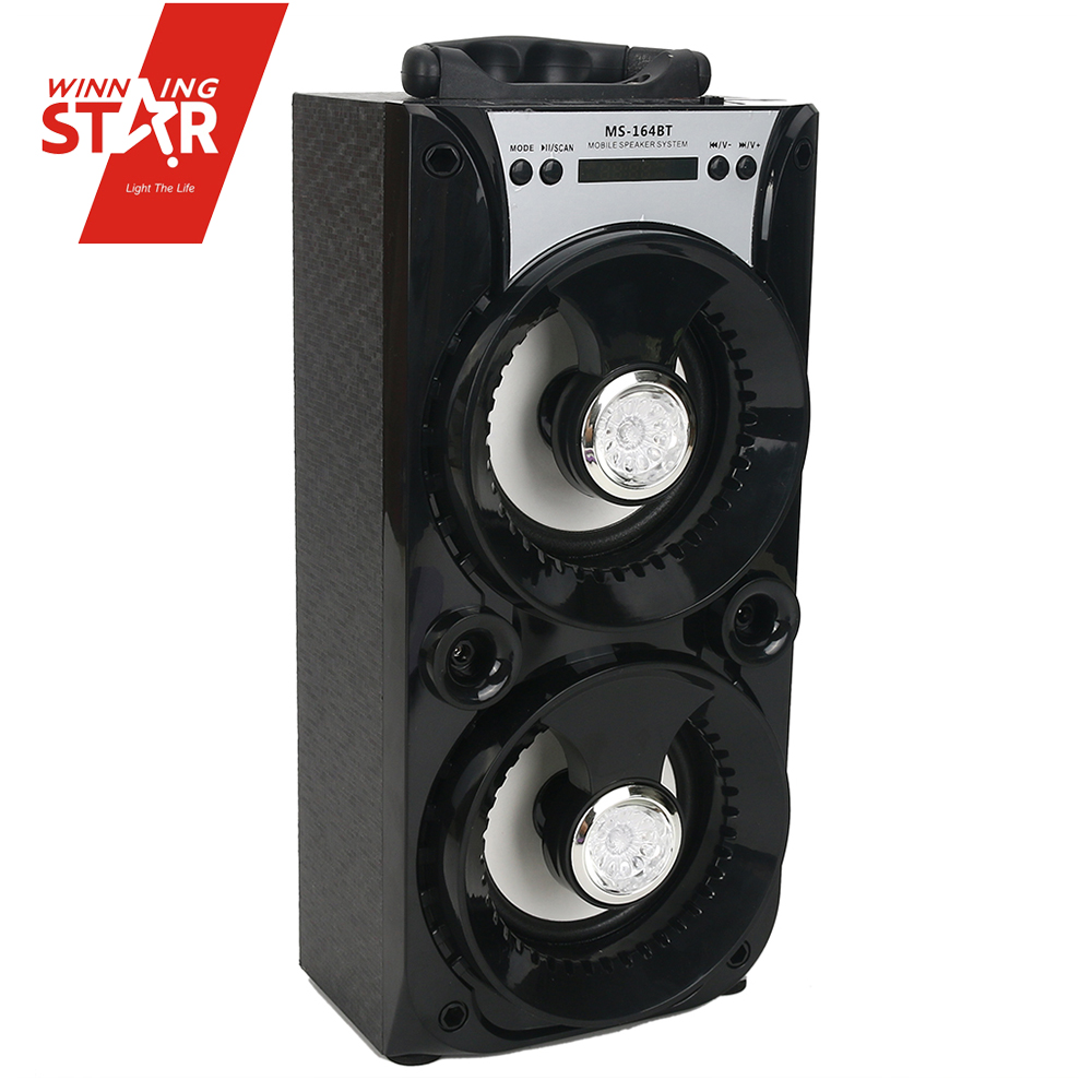 Super bass amplifier speaker box multifunction portable cube high music usb bluetooth subwoofer speaker box with fm radio