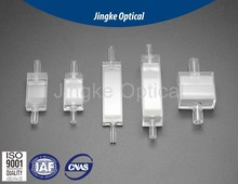 Flow Through Cell Quartz High Precision Flow Cuvette