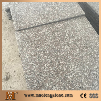 G635 Pearl Rose Granite Tiles & Slabs, China Red Granite