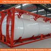 Factory Direct Sell 20FT ISO LPG