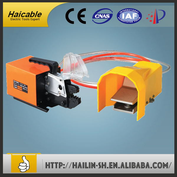 am-10 pneumatic air tools to easy crimping terminal ,connector ,die with pneumatic ferrules crimping machine