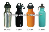 2013 new high quality 600ml stainless steel sports bottle ,wide mouth stainless steel filter bottle
