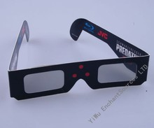 red cyan 3d glasses for cinema