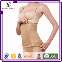 Anti-Bacterial Cheap Invisible Tummy Trimmer Waist Training Steel Bone Corset