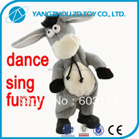 china wholesale cute lovely electric plush toy