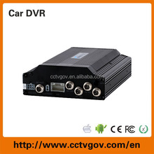 Comet 4 channels hard drive MDVR with RJ45 port for School Bus monitoring