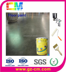 2016 Environmentally Friendly for floor paint epoxy coating
