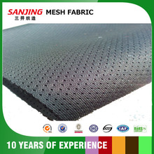 Black Micro Polyester Mesh Fabric