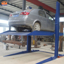 Hydraulic vehicle car parking equipment