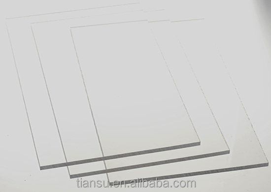 high quality 24 x 48 white sabic plastic raw materials polycarbonate sheet