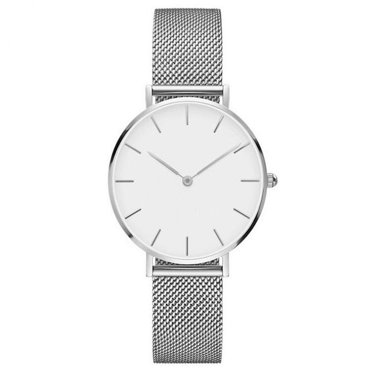 Streamlined design business elite quartz watch