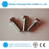 Chinese Fastener Din931 Hex Bolts And