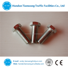 Chinese fastener din931 Hex Bolts and Nuts