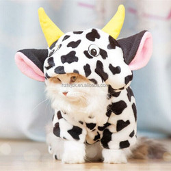 2016 pet accessories hallowen costume pet dog and cat clothes pet cat costume