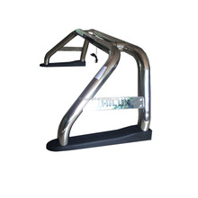 TOYOTA HILUX VIGO 2012+ STAINILESS STEEL SPORTS BAR ROLL BAR ROLLBAR BED BAR